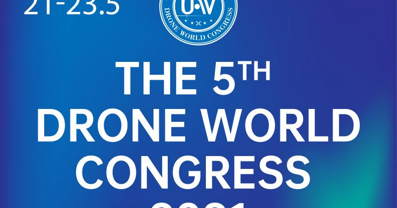Drone World Congress 2021, 21-23.5